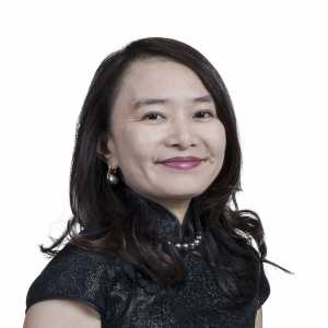 Ms Joy Tan (Vice Chairman)